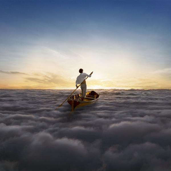 Pochette de The Endless River