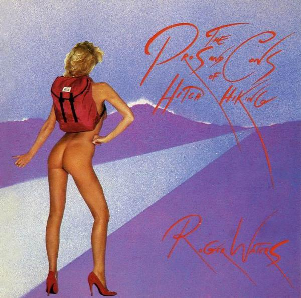 Pochette (non censurée) de The Pros and Cons of Hitch Hiking