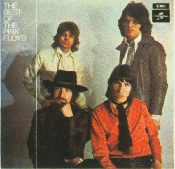 Pochette de The Best of Pink Floyd