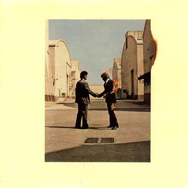 Pochette de Wish You Were Here